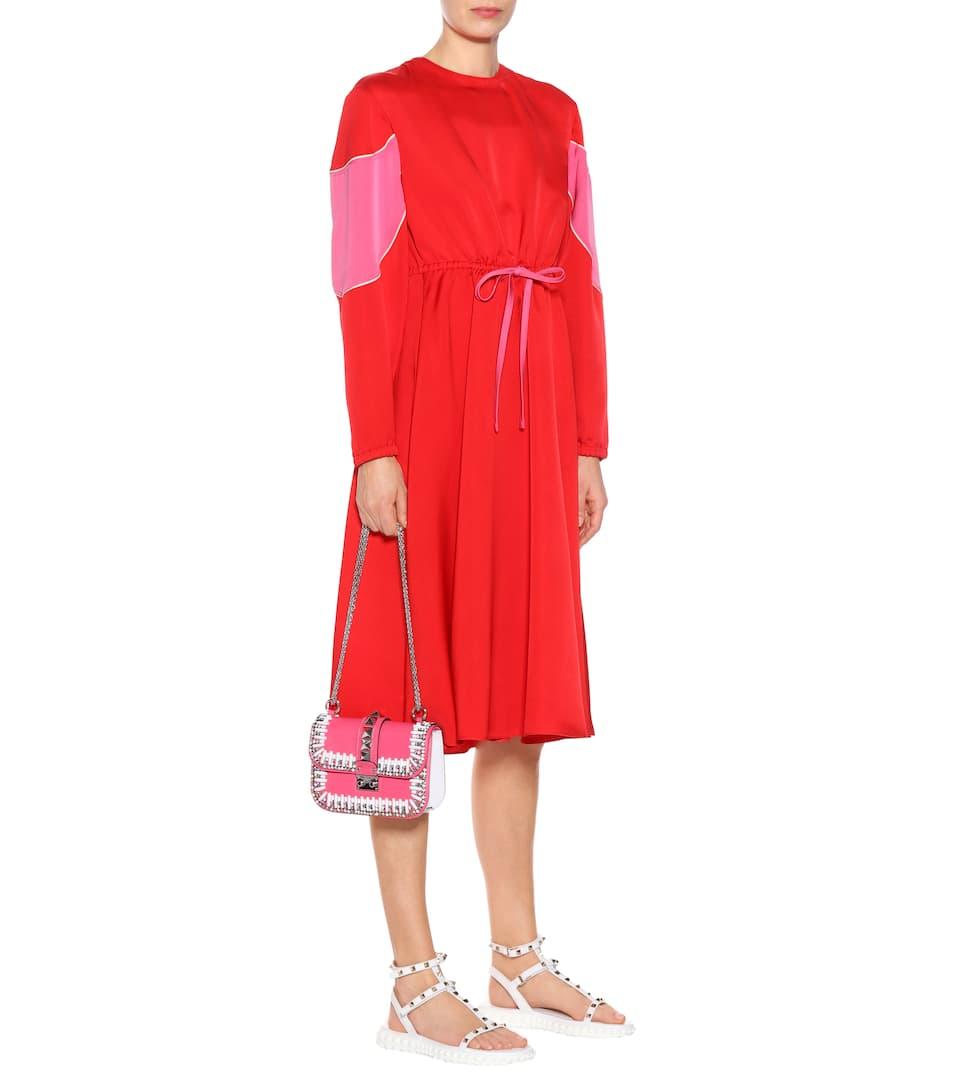 Valentino Kleid aus einem Seidengemisch