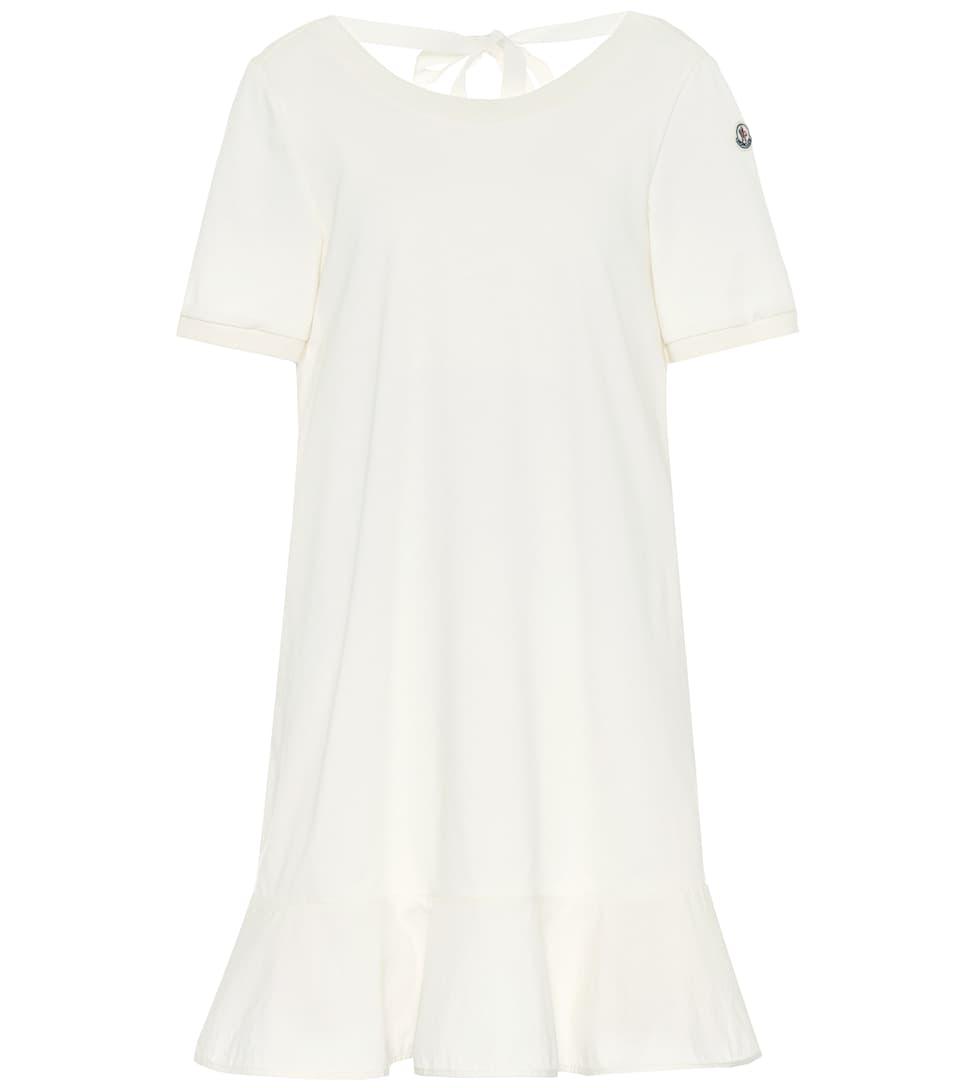 Cotton Minidress by Moncler