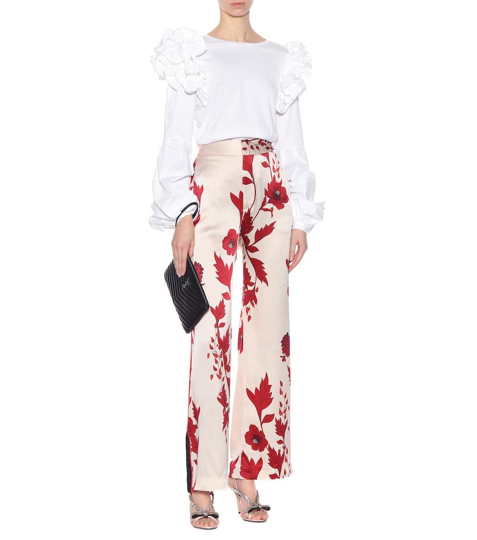 popelina Off Johanna White Camiseta Ortiz y Kyoto de X4gxqwRP