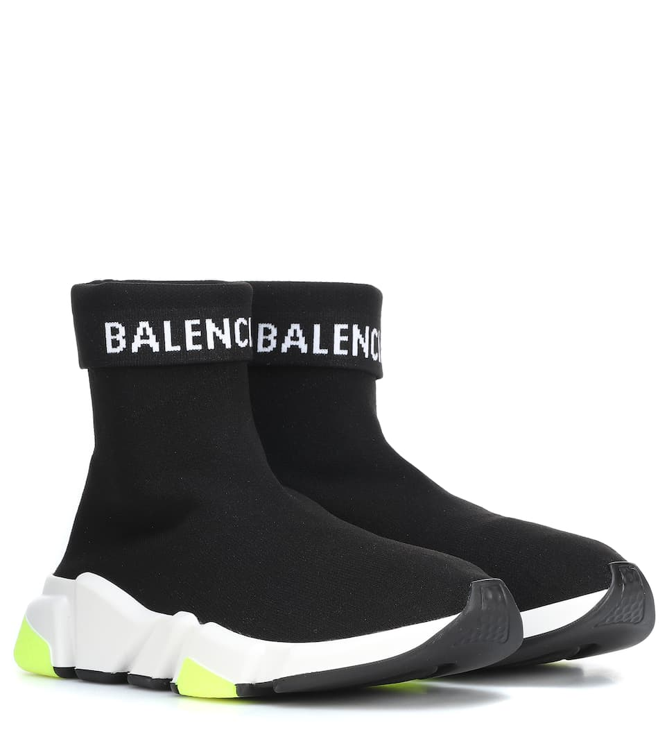 4042e9661fb3b Speed Trainer Sneakers - Balenciaga