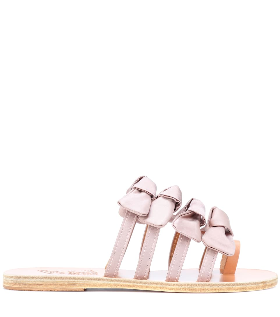 Mules en saint HaraAncient Greek Sandals vSxZNWKn