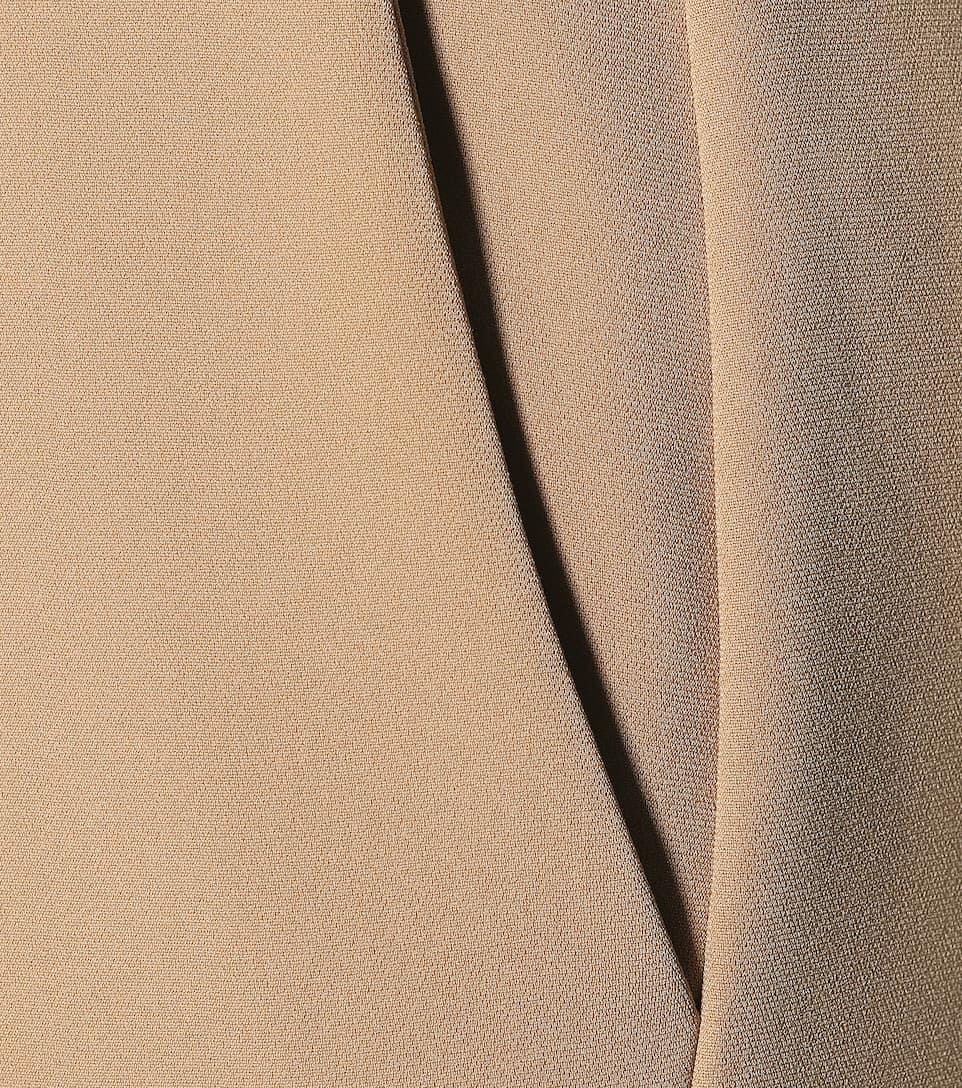 Diane Von Furstenberg Hose Pleat Front