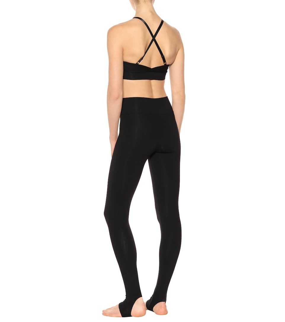 Live The Process Leggins Ballet
