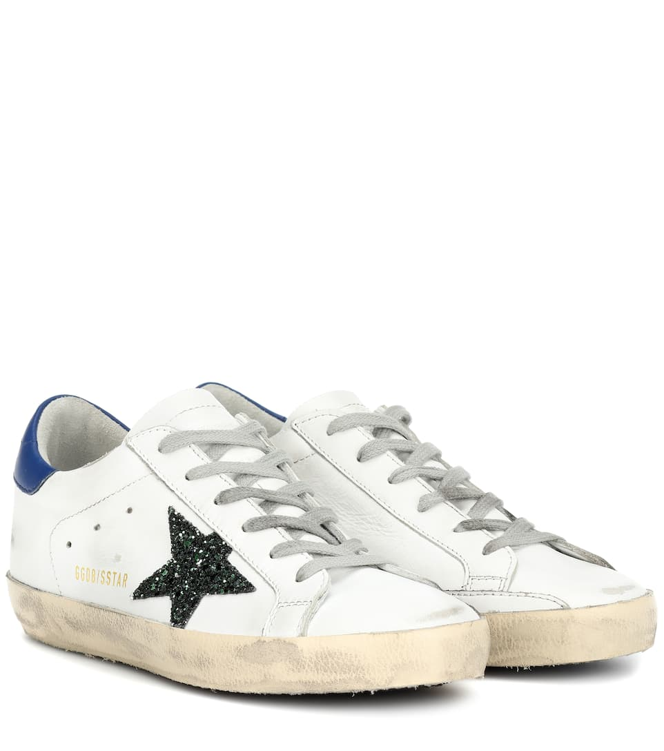 3d8c8192a507 Golden Goose Deluxe Brand - Superstar leather sneakers