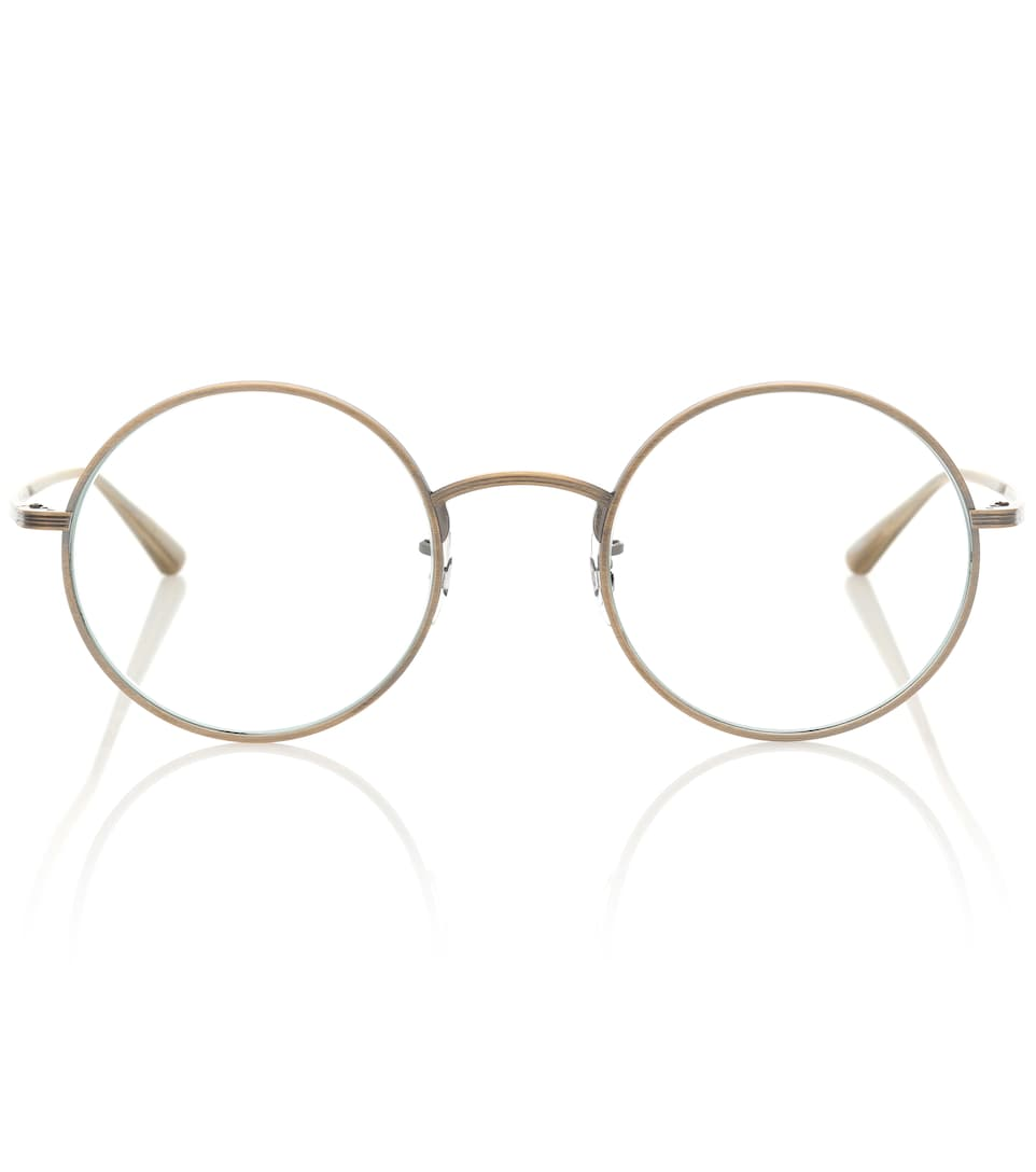 3795753535 Oliver Peoples - X The Row Empire Suite glasses