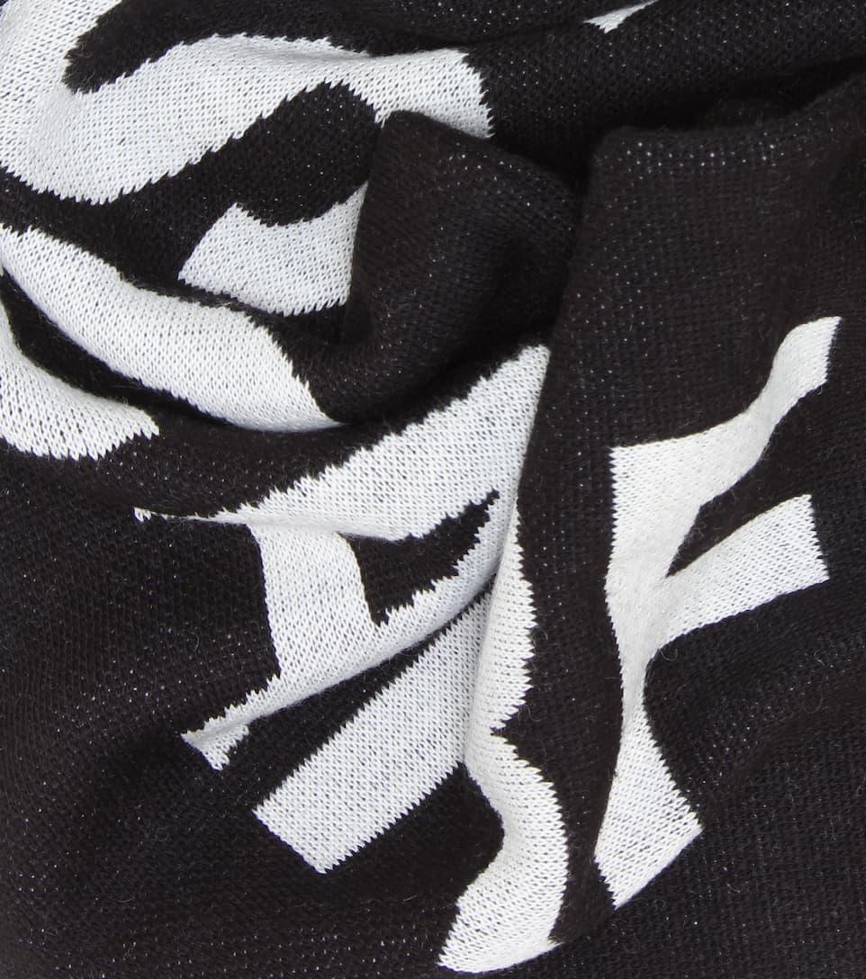 Écharpe En Laine Mélangée - Off-White Meilleure Vente En Gros En Ligne Nouveau Style De La Mode Livraison Gratuite 100% D'origine Livraison Gratuite Recommander Pas Cher Le Plus Récent ka79B8ti