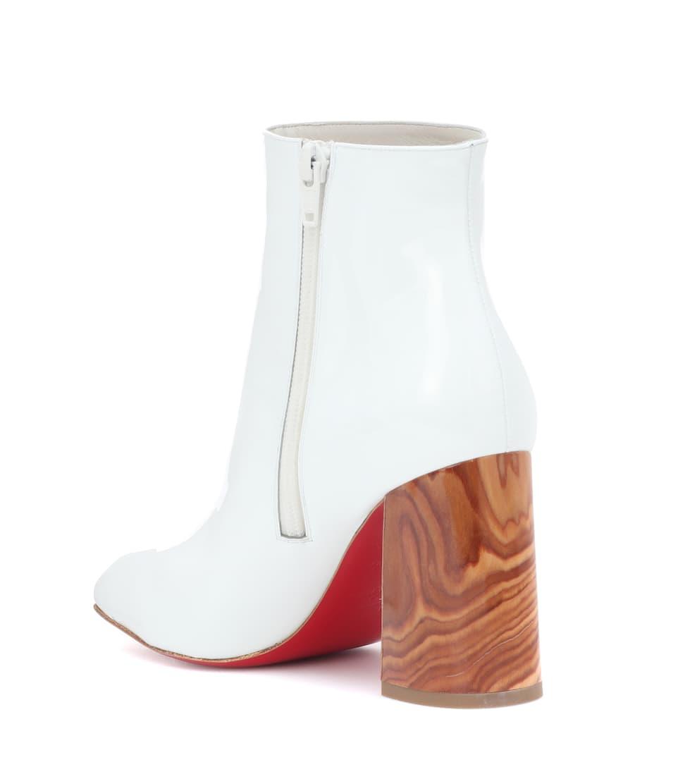 Ankle Hilconico LacklederChristian Aus Boots Art Louboutin nrnbsp;p00340884 2WEHIe9YD