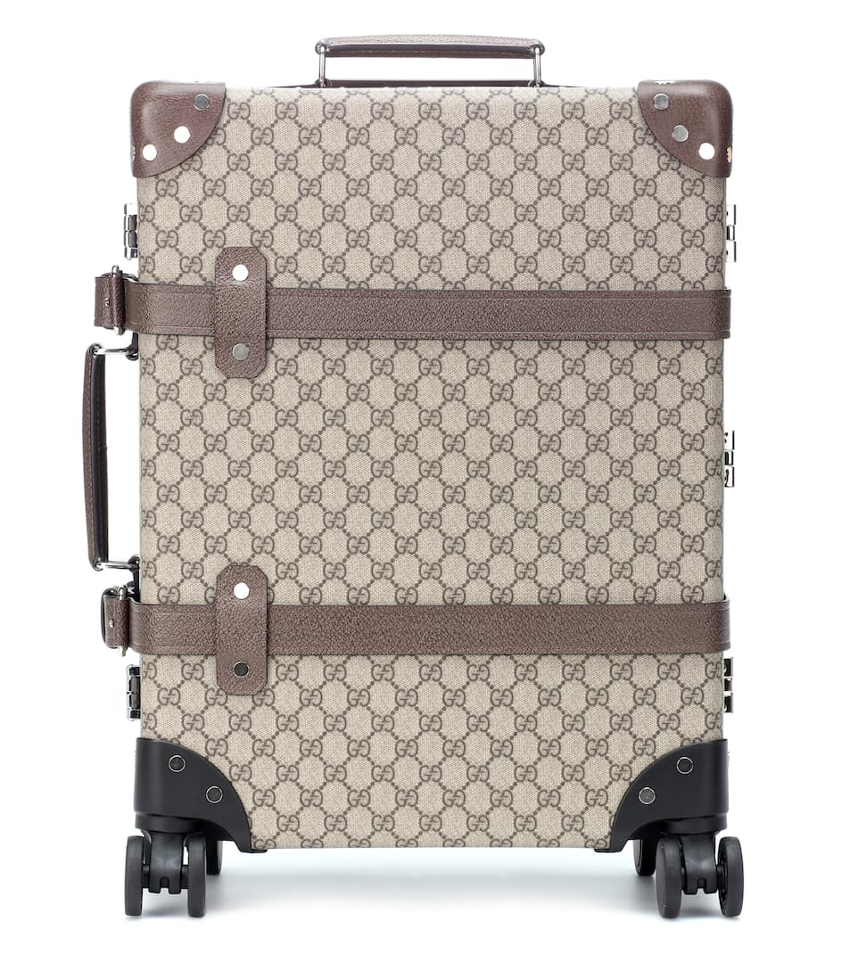 1012fc36d91b X Globe-Trotter Carry-On Suitcase - Gucci
