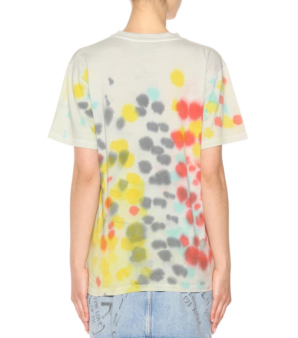 Gucci Bedrucktes T-Shirt Spielraum Erstaunlicher Preis ULpMQCn