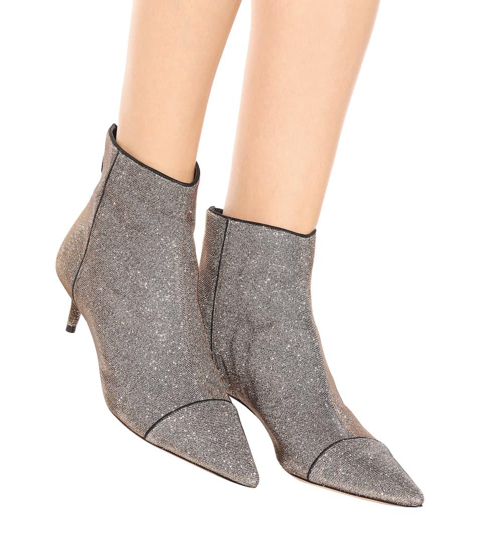 Alexandre Birman Ankle Boots Kittie Glitter