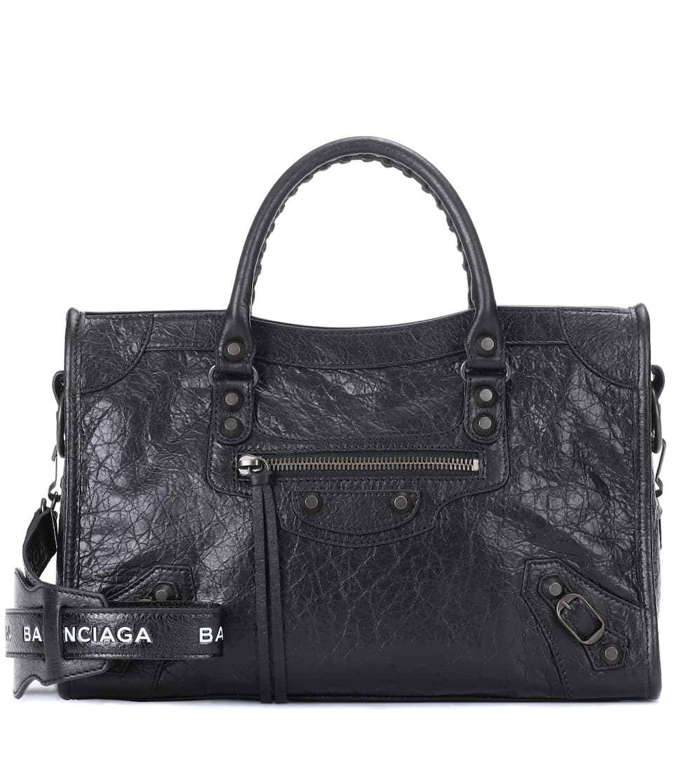 Pelle In S Balenciaga Borsa City Classic vmn0ON8w