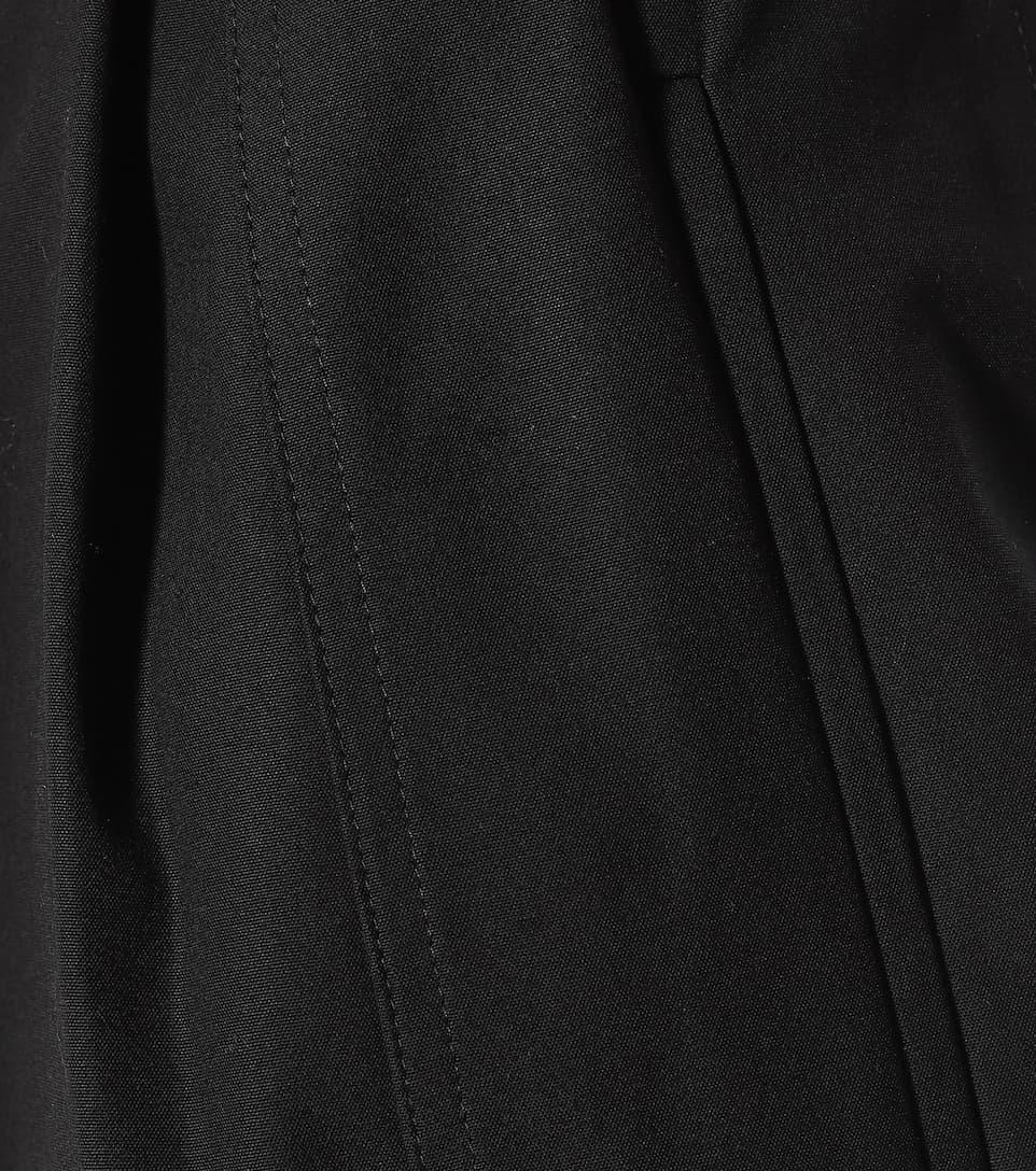 À Pantalon En Artnbsp;p00369921 Mytheresa N° Haute CotonGivenchy com Taille PkOZuXTwil