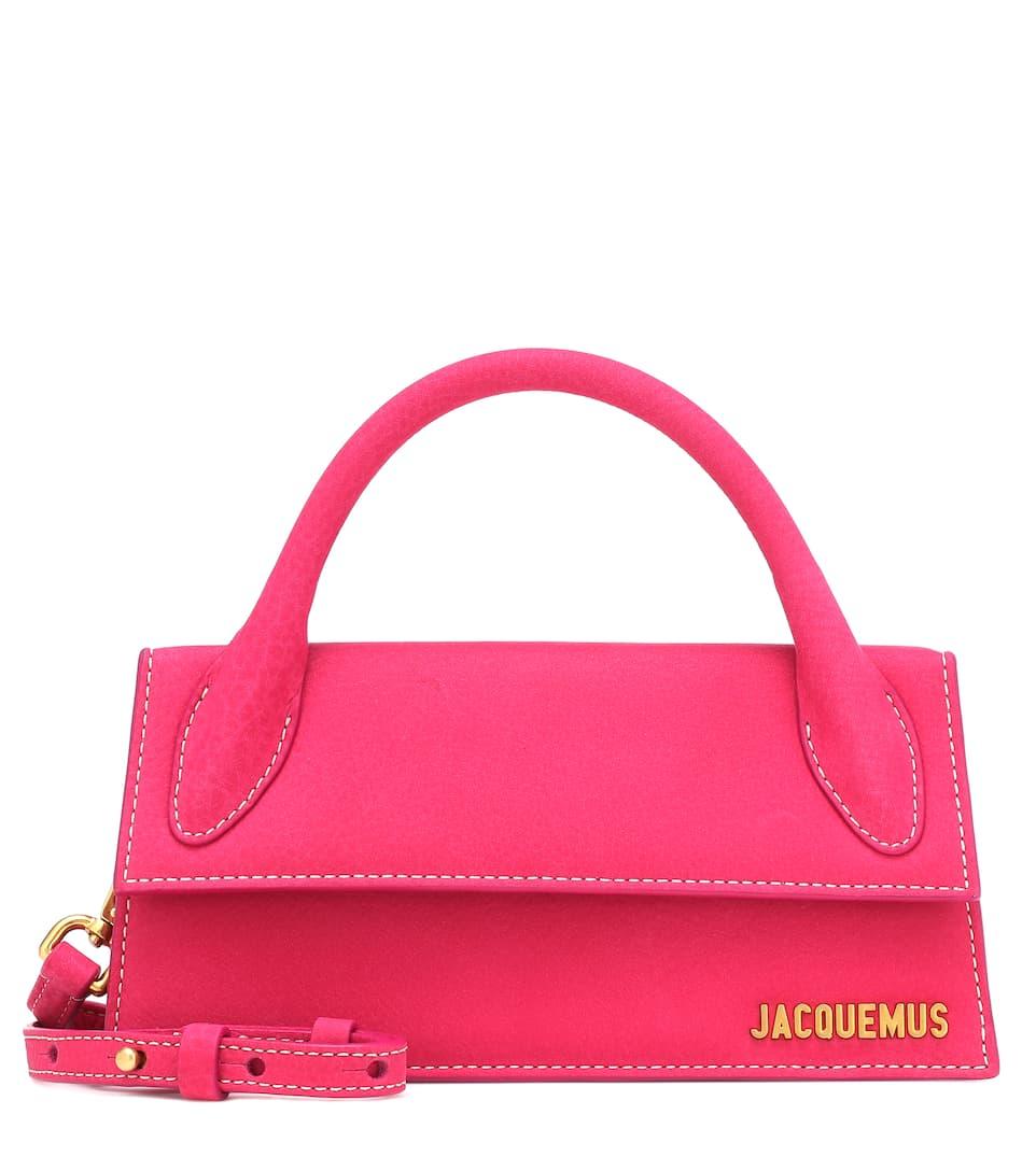 Long Shoulder Bag Pink