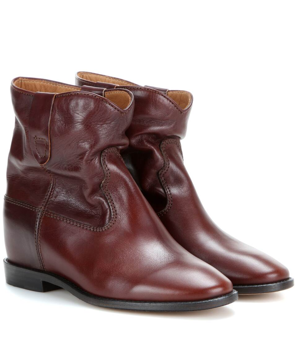 cheap 2015 buy online cheap price Isabel Marant Cluster leather boots AX51k6d