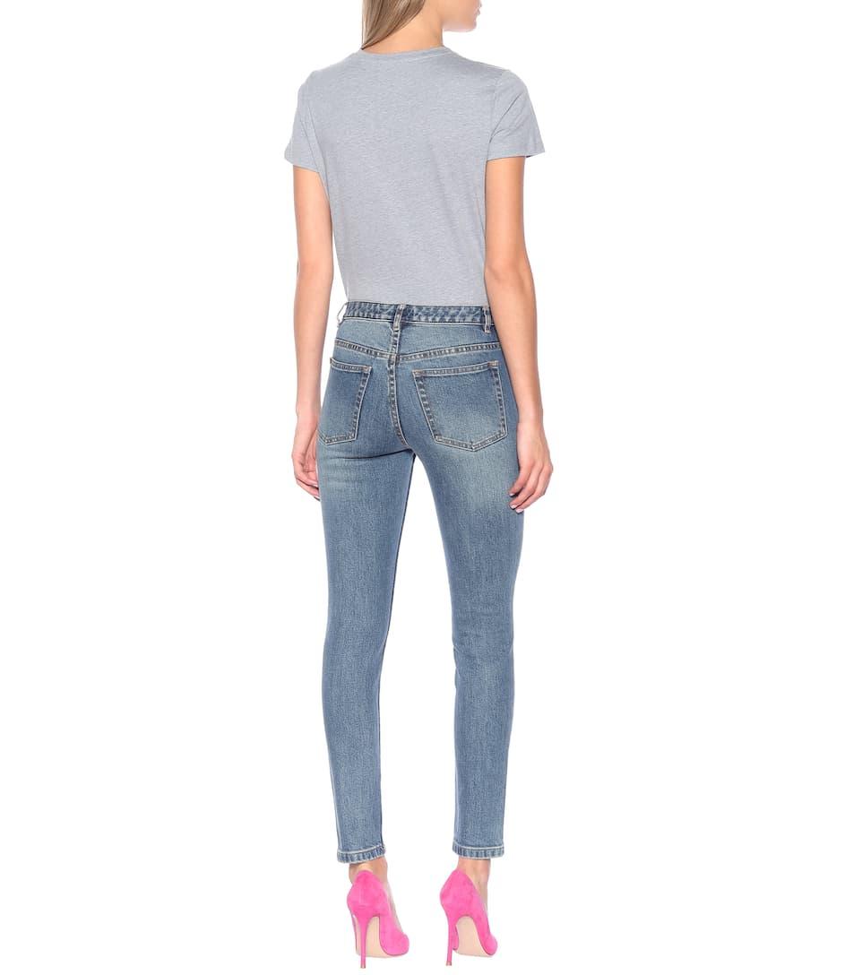 A.P.C. High-Rise Jeans High Standard