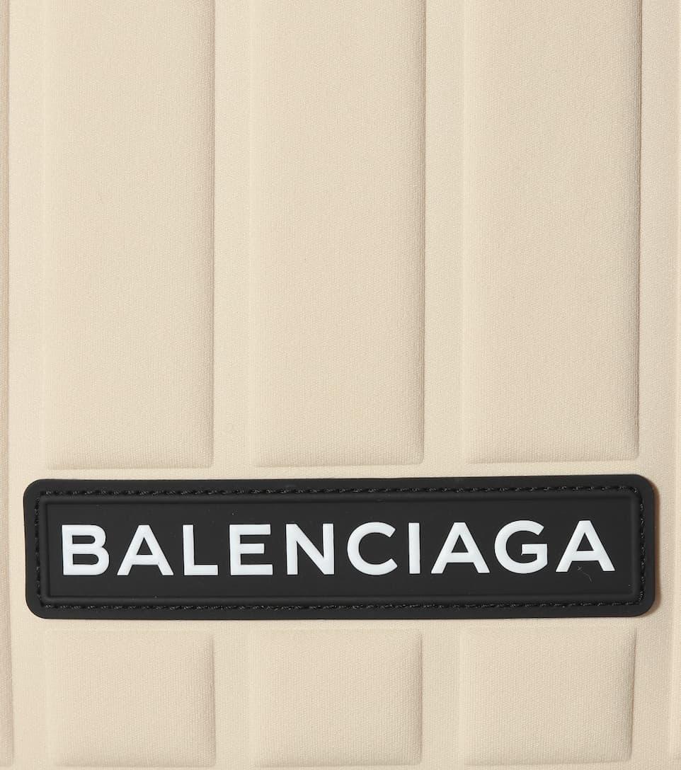 Balenciaga Asymmetrischer Rock