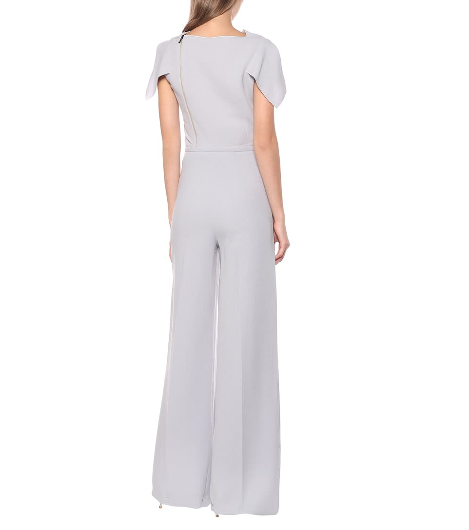 Roland Mouret - Exclusive to Mytheresa – Wool-crêpe pants
