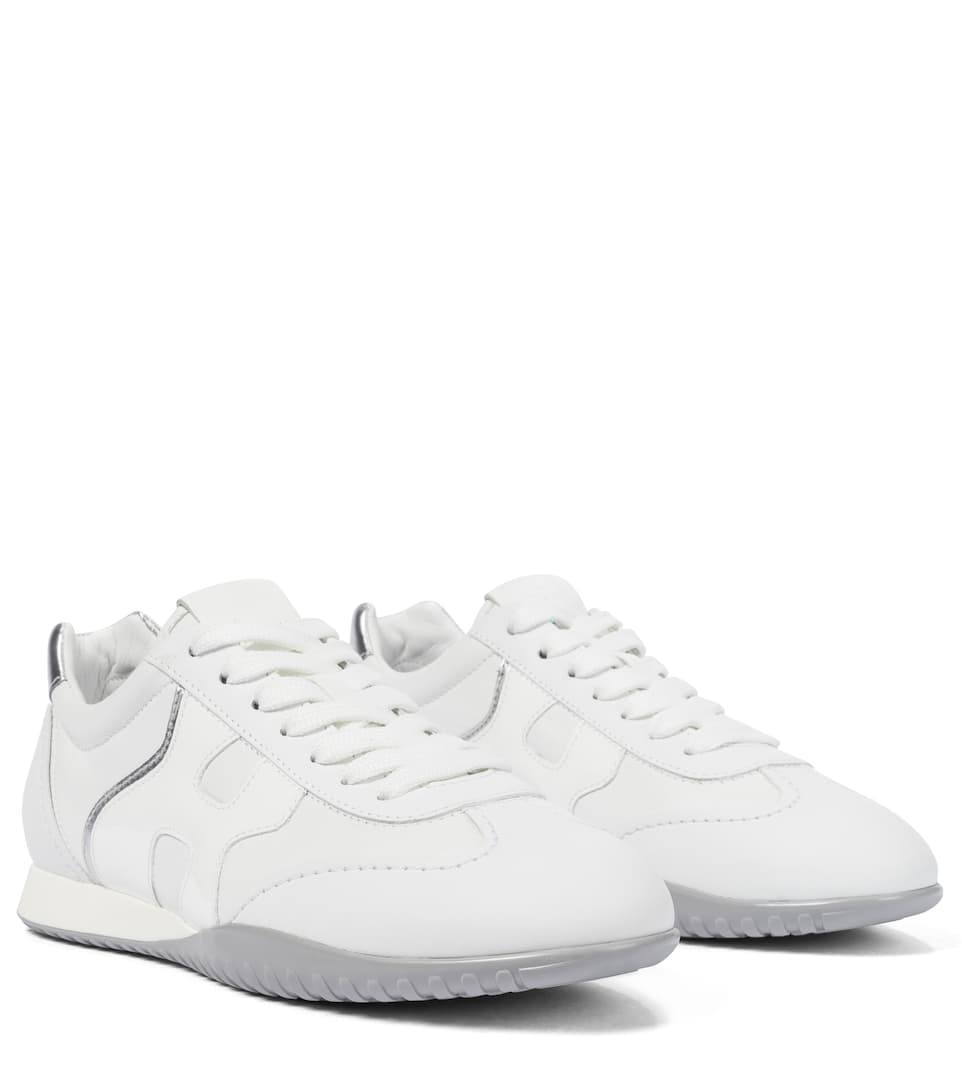 Olympia-Z leather sneakers