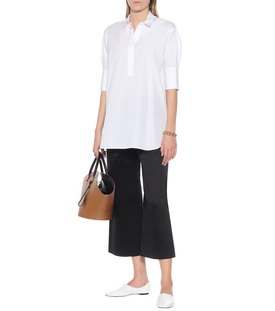 Jil Sander - Cotton-poplin shirt