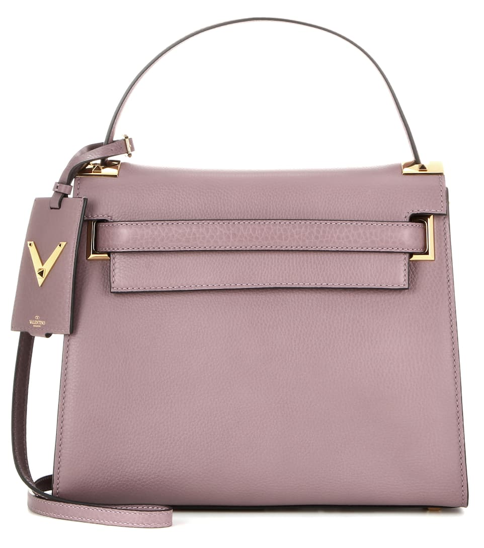 Valentino My Rockstud leather cross-body bag
