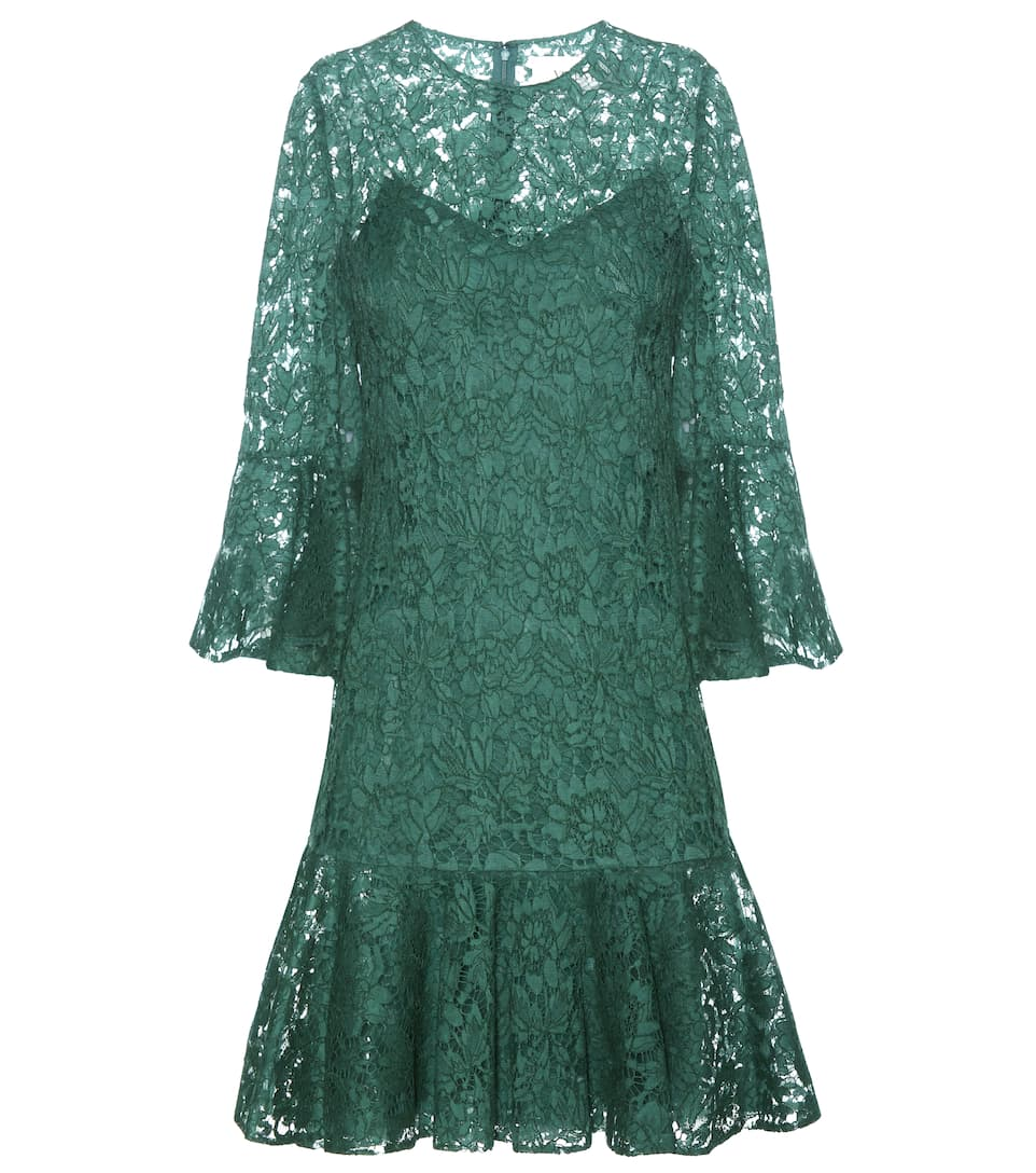 Valentino Silk lace dress