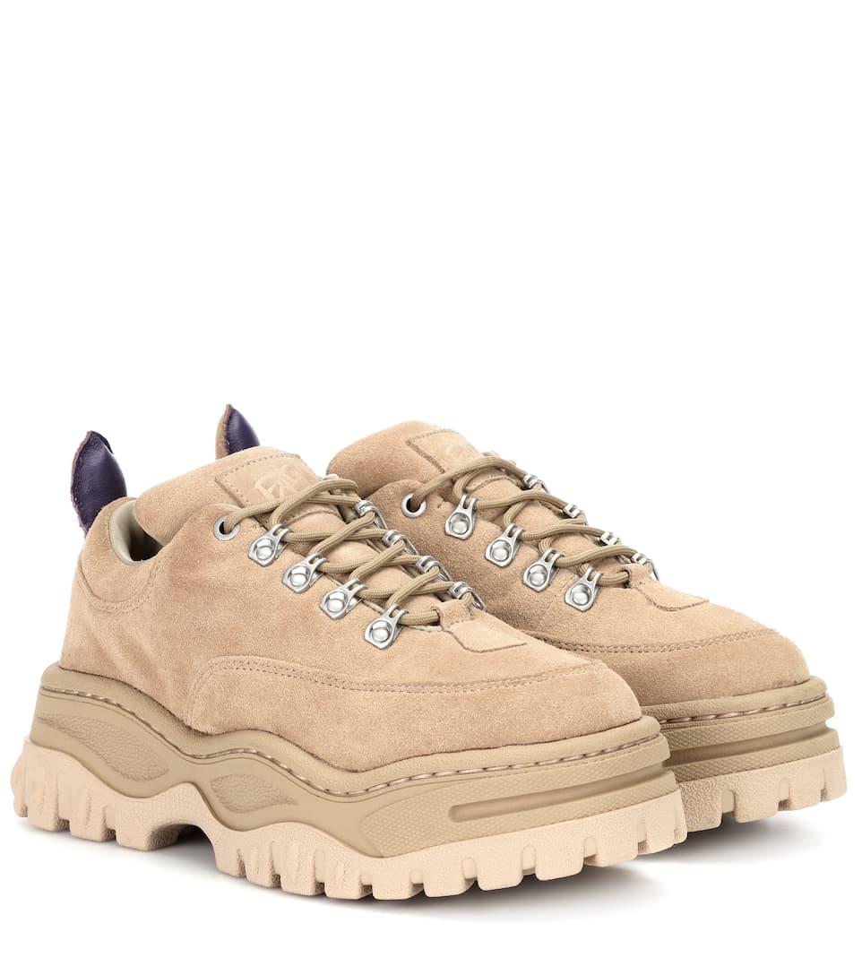 Eytys Sneakers Angel aus Veloursleder