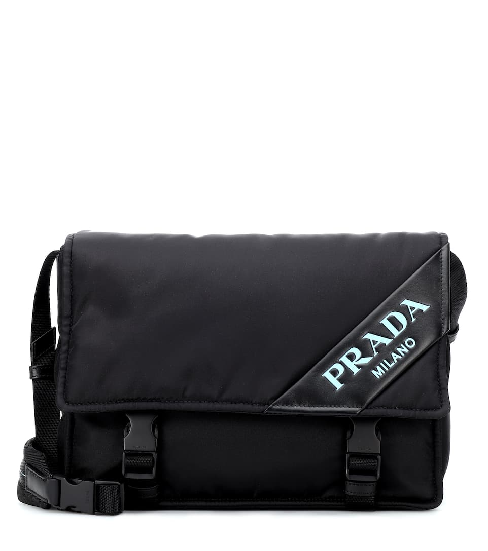 d42b1db0aaaa Nylon Shoulder Bag - Prada