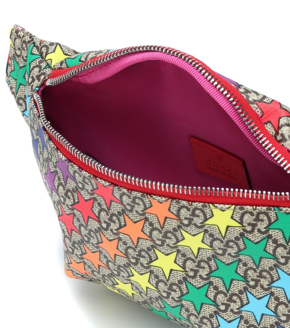 1a3c329fcd5 Gucci Kids - GG star-printed belt bag