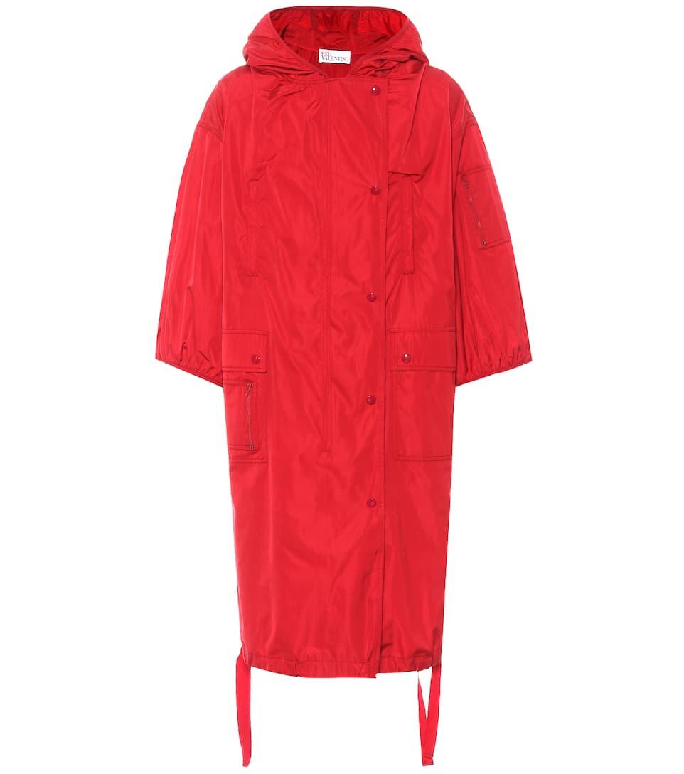 Redvalentino Wasserabeweisende Raincoat