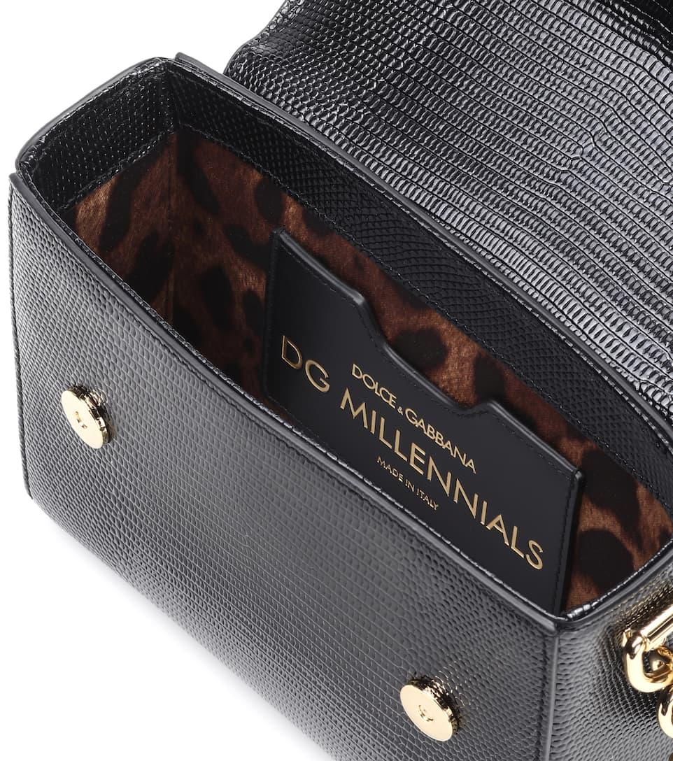 Dolce & Gabbana Schultertasche DG Millennials Mini