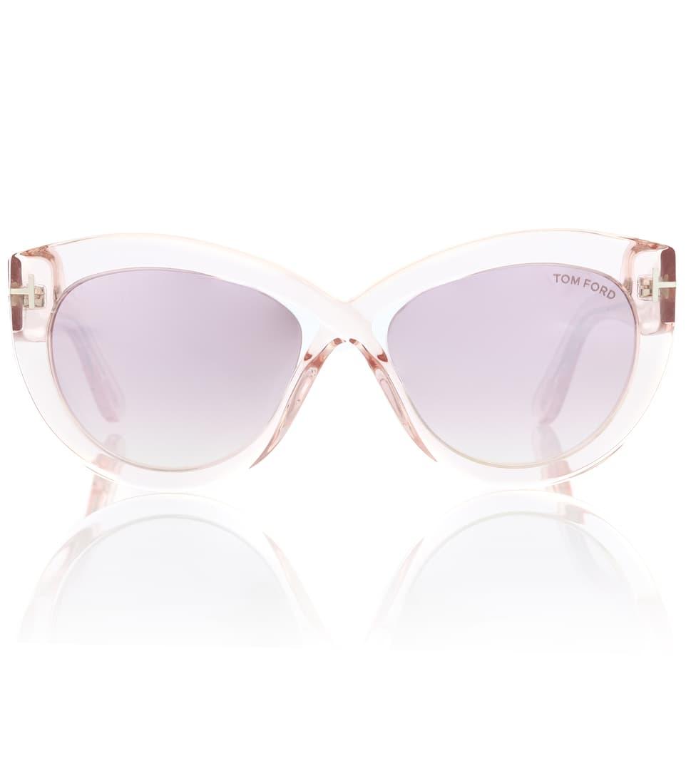 Sonnenbrille Diane - Tom Ford   mytheresa