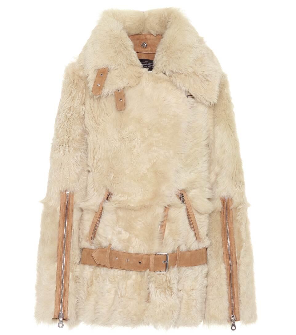 Shearling Coat by Rokh