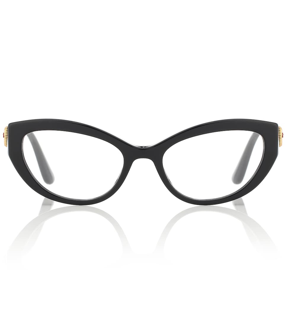 Dolce Eye Glasses Acetate Cat Gabbana amp; wa74HHxq