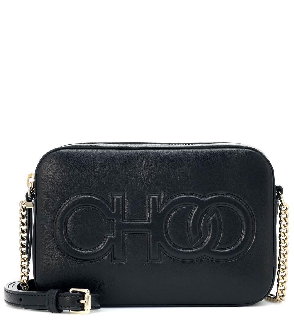 b1e6b94d843 Jimmy Choo - Balti leather crossbody bag