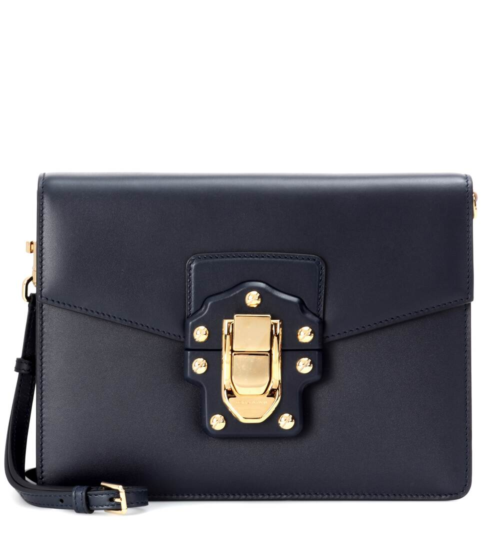 Lucia Leather Shoulder Bag
