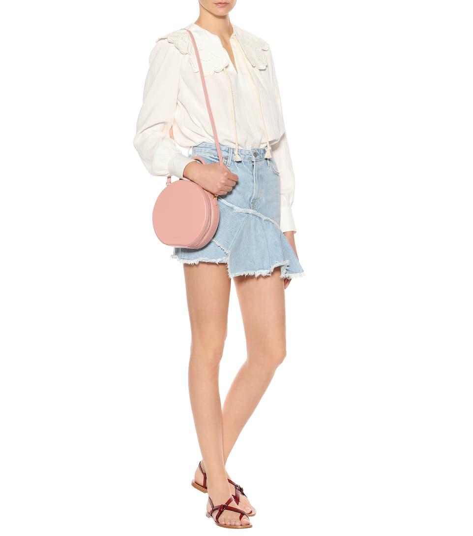 See By Chloé Verzierte Bluse aus Baumwolle