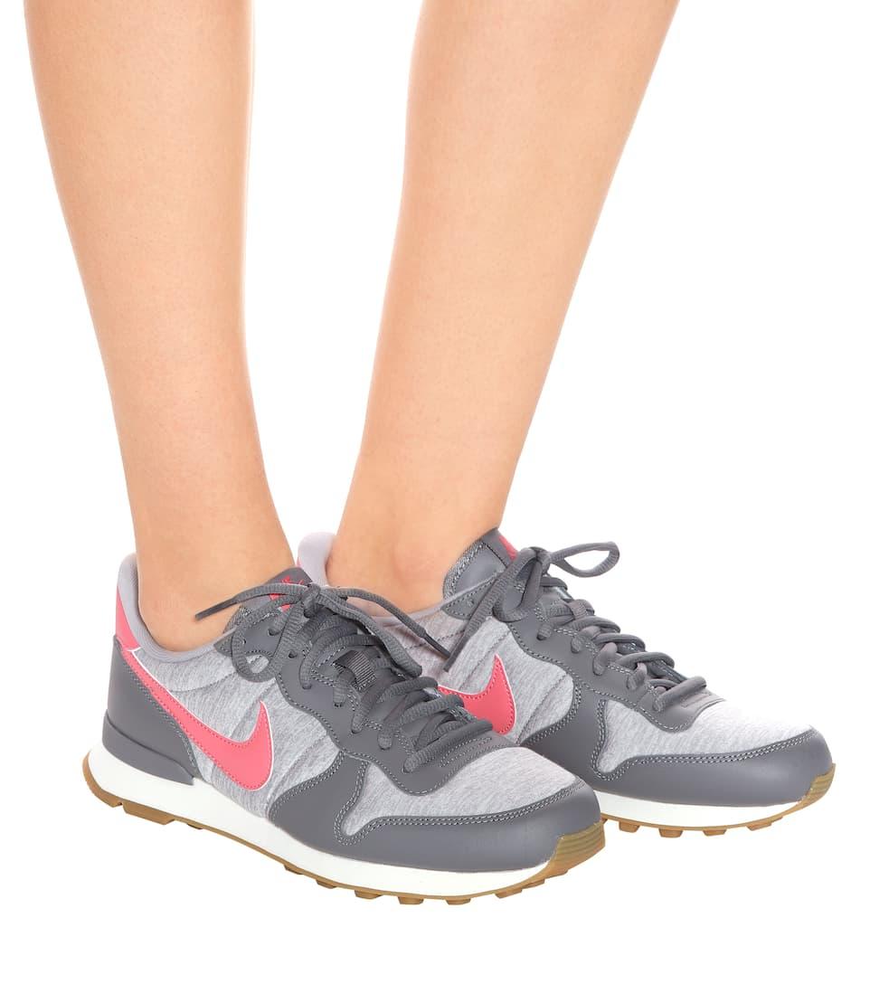 Nike Sneakers Internationalist aus Leder