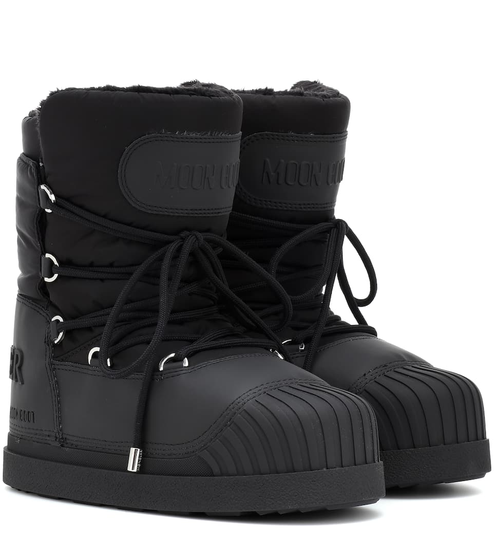 7abe8eab8 x Moon Boot® Uranus ankle boots