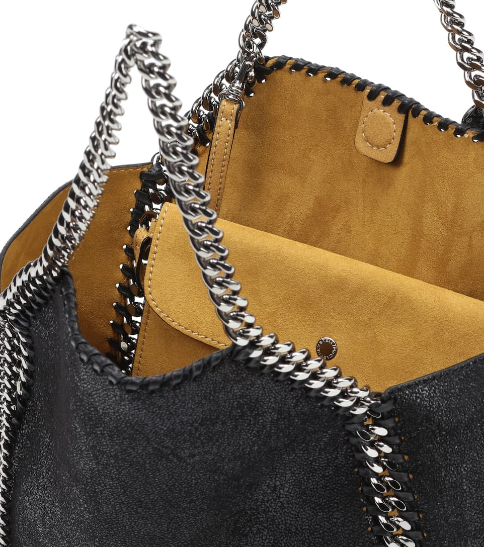 Cabas Mccartney Falabella Réversible Stella Mini 8OwNZ0nPkX