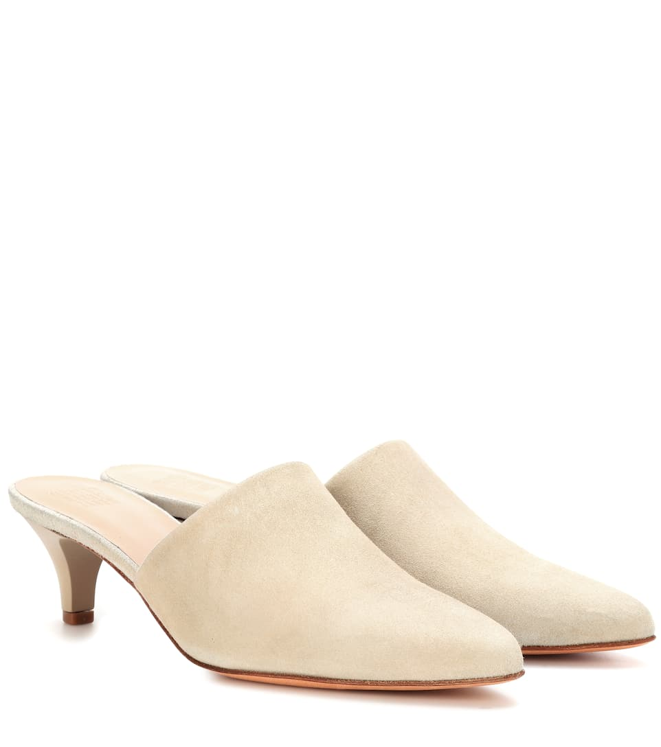 Maryam Nassir Zadeh Mules Andrea From Suede