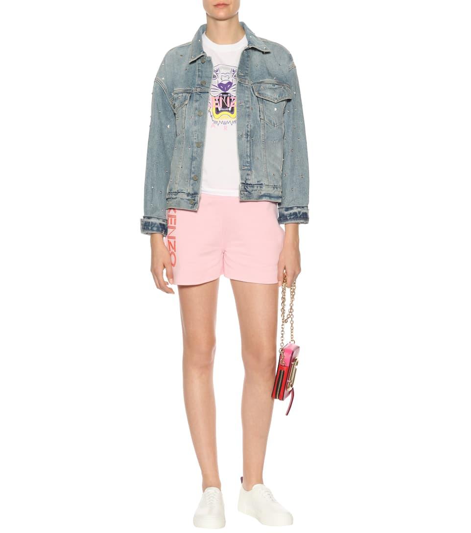 Kenzo Bedrucktes T-Shirt aus Baumwolle Kauf Zum Verkauf Rabatt Neueste Factory-Outlet-Online acMLtTYN7T