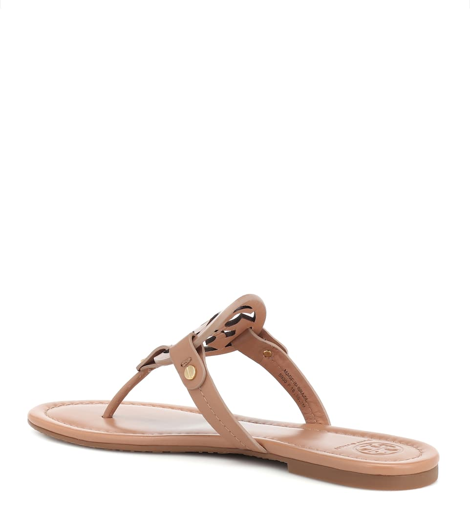 a904bb2a1c58f Tory Burch - Miller leather sandals