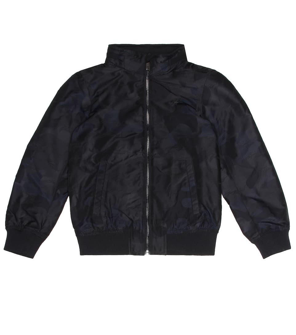 the best attitude 7d251 07aaa Emporio Armani Kids - Track jacket   Mytheresa