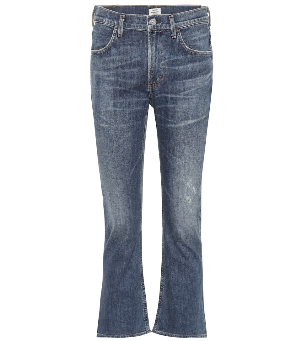 Citizens of Humanity Jeans Drew Crop Flare