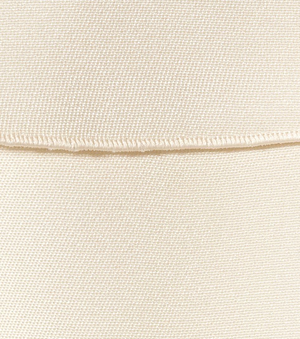 Valentino Minikleid Tiered aus Seide
