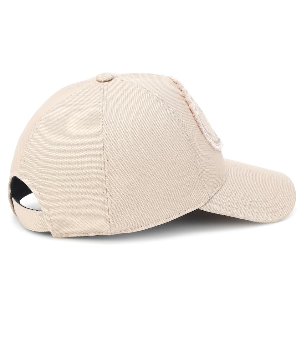 9ac03590de9 Appliquéd cotton cap. NEW ARRIVAL