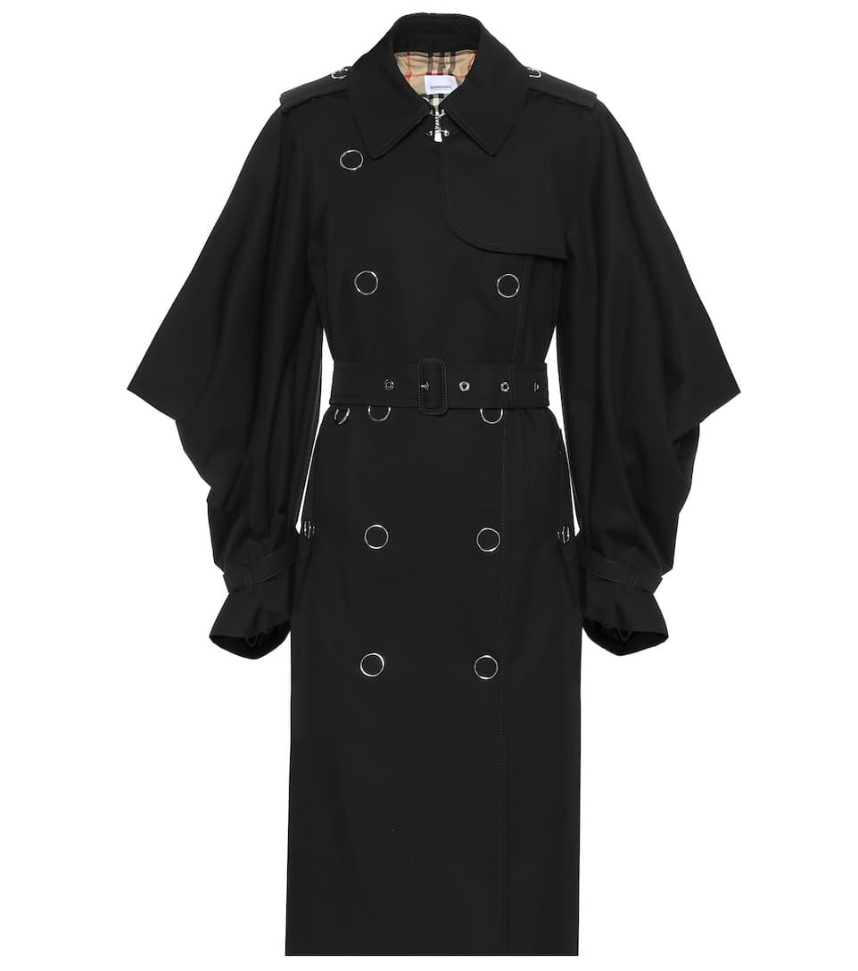 N° En CotonBurberry coat Artnbsp;p00381312 Trench Mytheresa 7bgvI6yYf