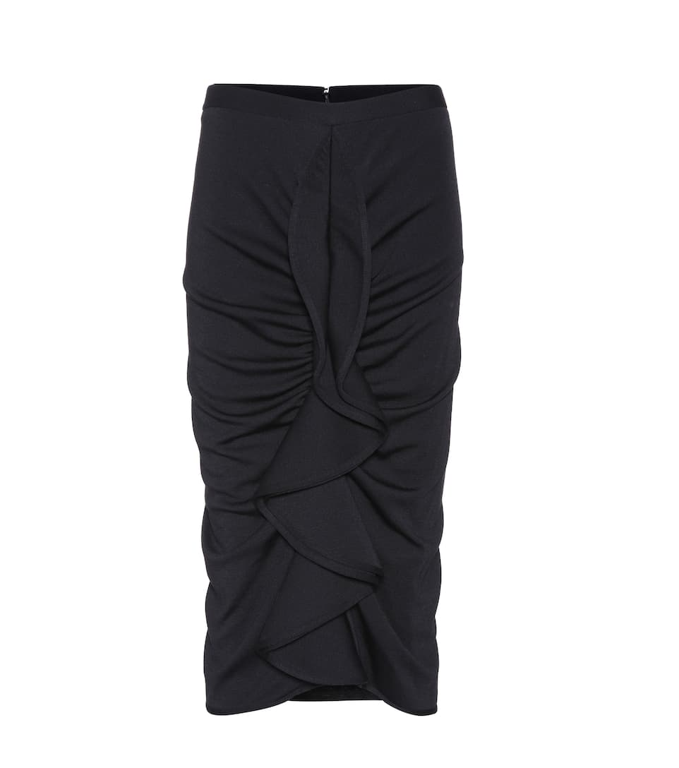Wool Skirt by Givenchy
