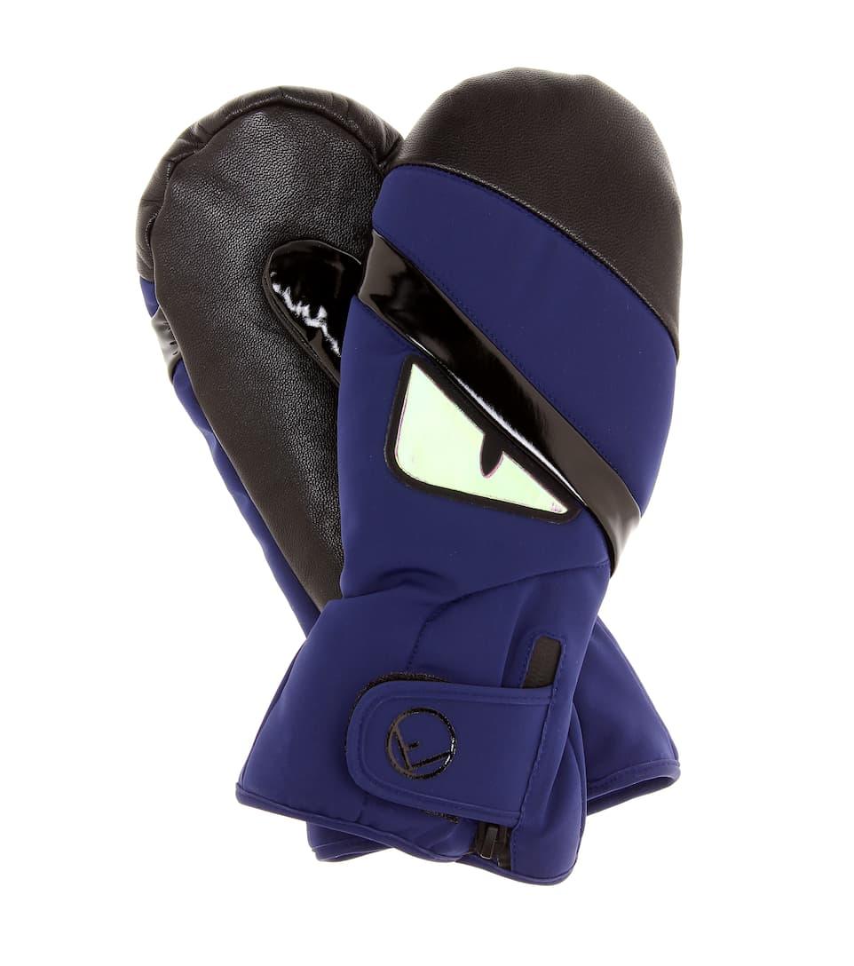 1e028630aa Fendi - Ski Monster gloves