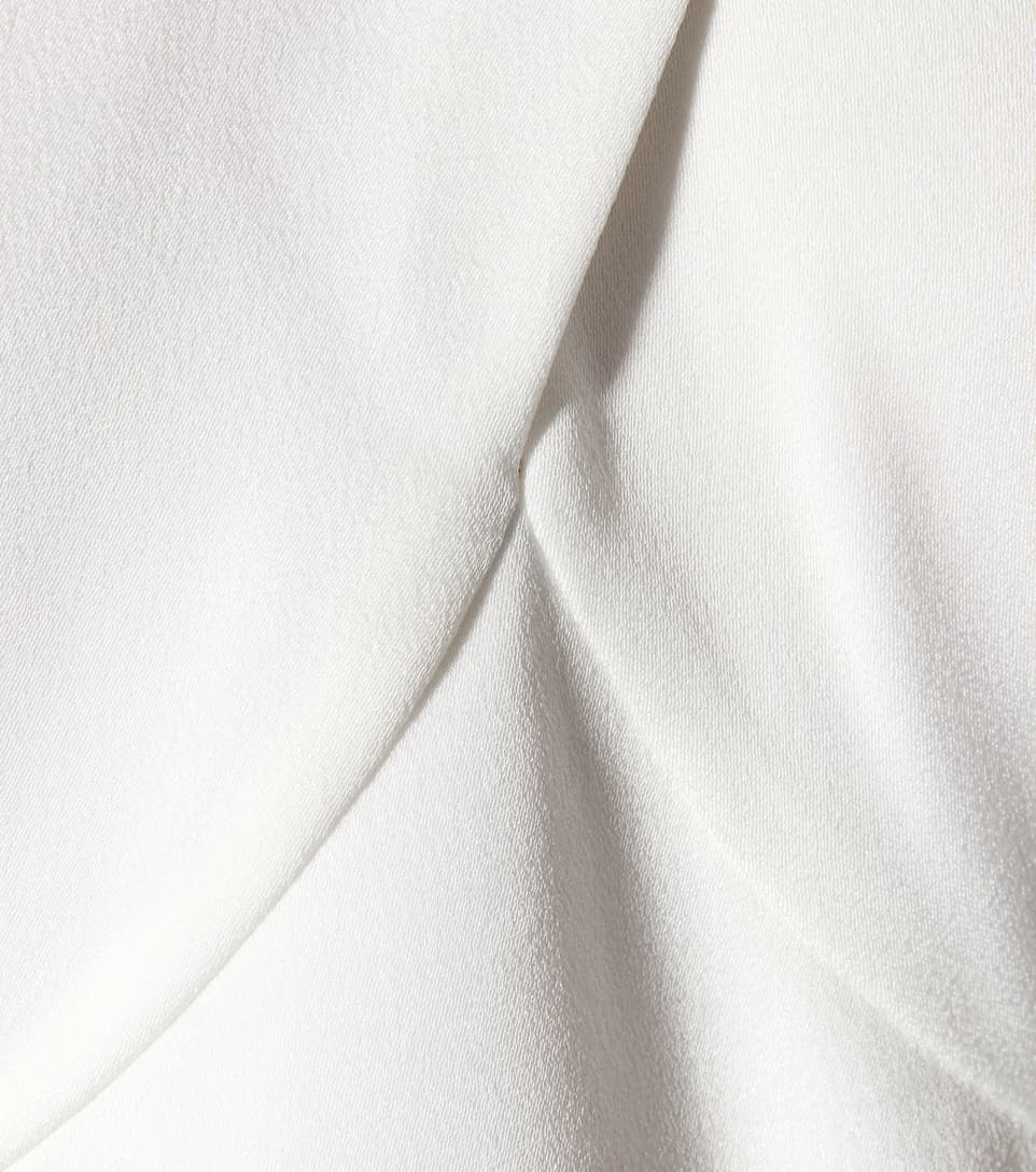Cheap Sale Manchester Great Sale Ellery Crêpe top Ivory Supply Cheap Online Sale Best Sale Free Shipping High Quality Discount Really wbuhjc161X
